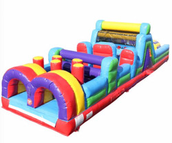40'L Obstacle Course