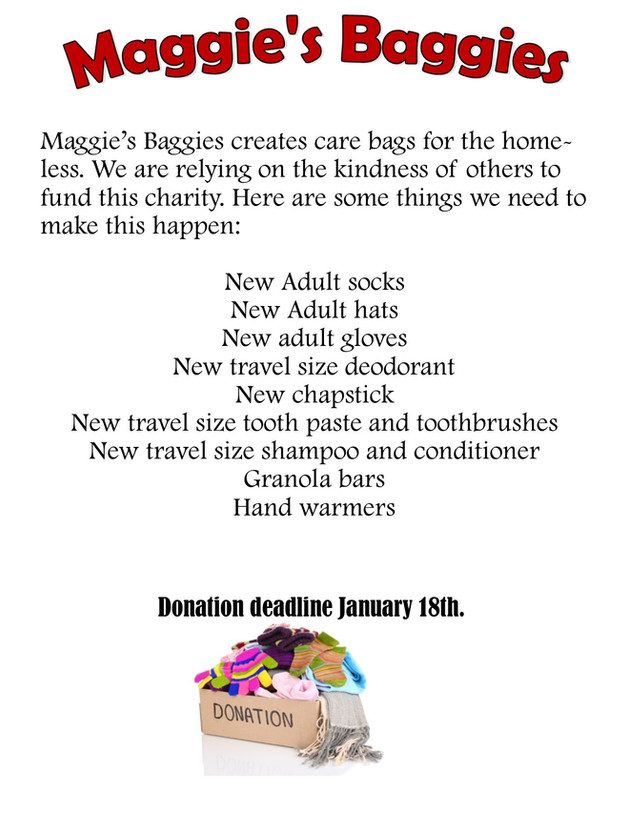 Maggie's Baggies