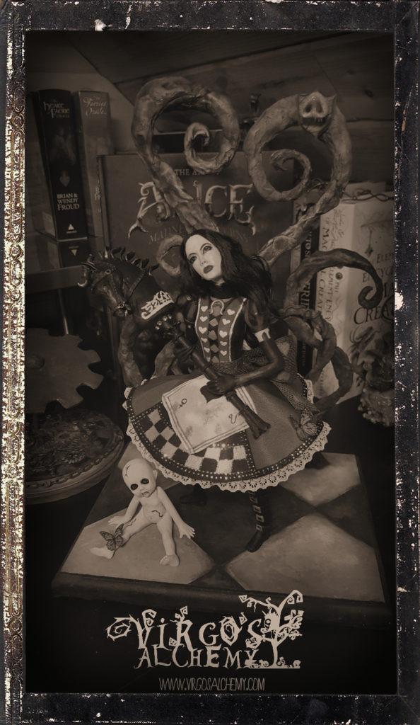 Alice Madness Returns, Alice Liddell by Kendra M Gilbert