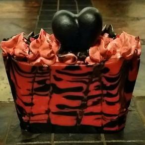Queen of Hearts Soap