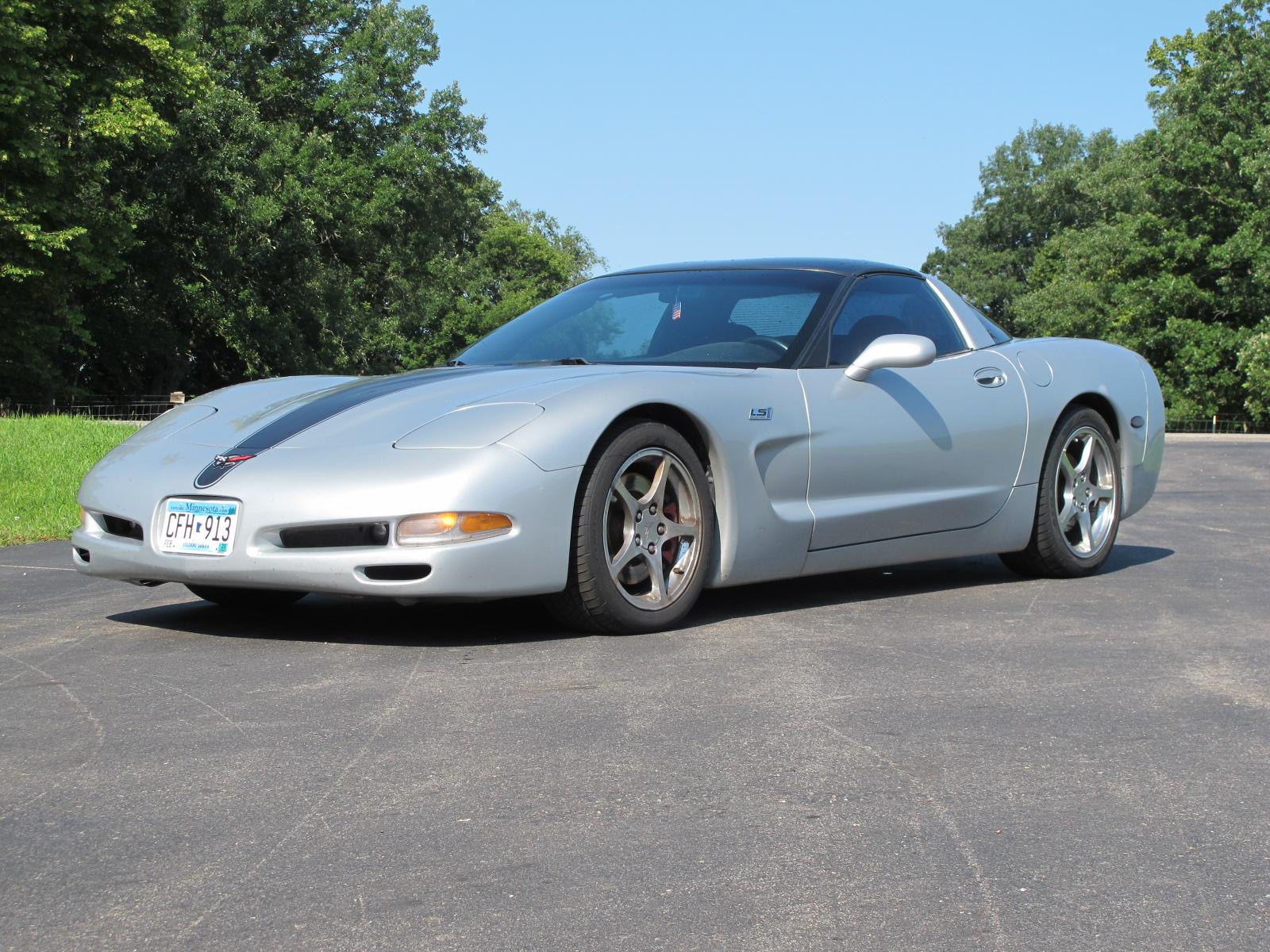 1999 Chevy Corvette