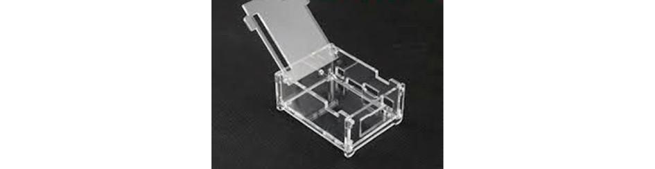 Cajas protectoras para proyectos electrónicos