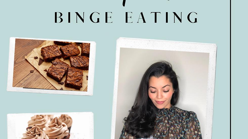 Breakup with Binge Eating: 5-Day Challenge