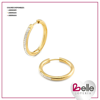 Belle Aretes Perfect Look