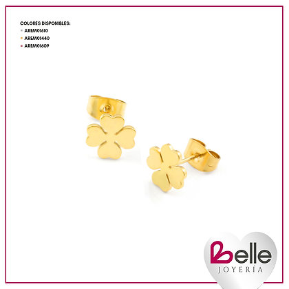 Belle Aretes Lucky day