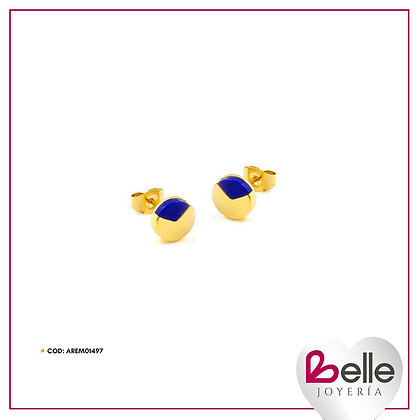 Belle Aretes Mystical Blue