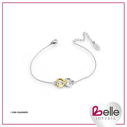 Belle Pulsera Infinite Love