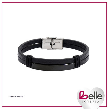 Belle Pulsera Pitch Black