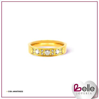 Belle Anillo Queen