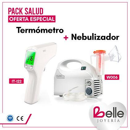 Belle Pack Nebulizador + Termómetro