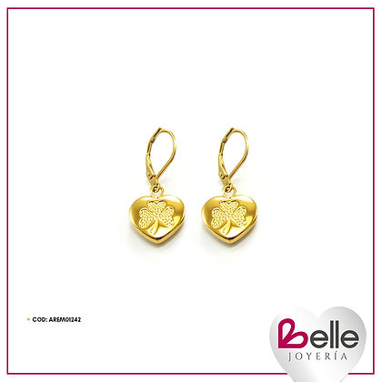Belle Aretes Lucky Love