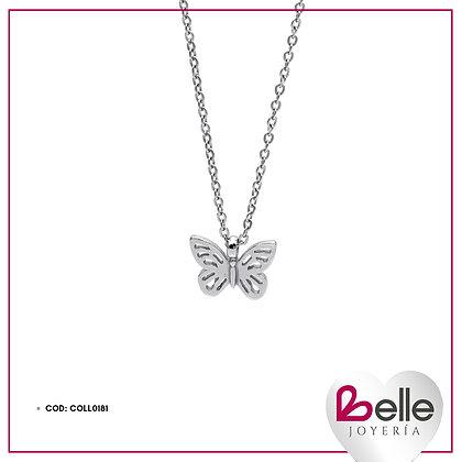 Belle Collar Mariposa