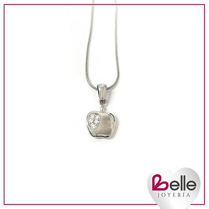 Belle Collar Apple