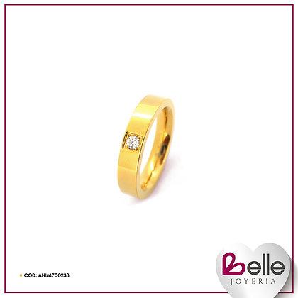 Belle Anillo Promise