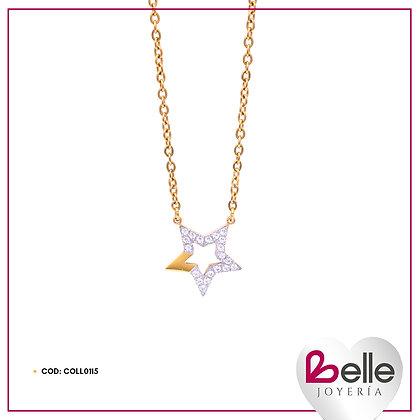 Belle Collar Estrella