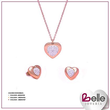 Belle Set Deep Love