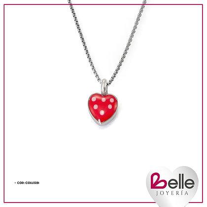 Belle Collar Dots