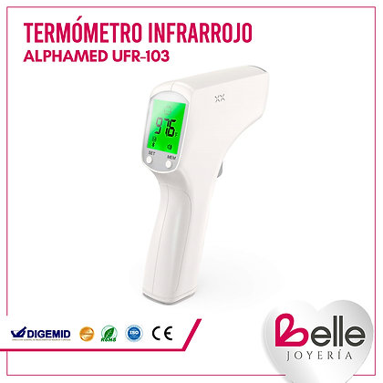 Termómetro digital Alphamed UFR-103