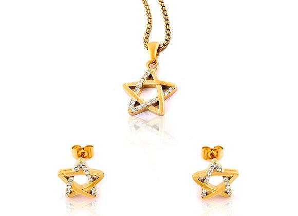 Belle Aretes Estrella
