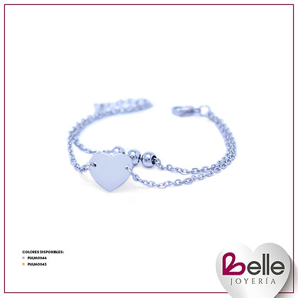 Belle Pulsera Amor Infinito