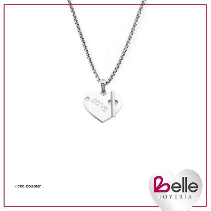 Belle Collar Love