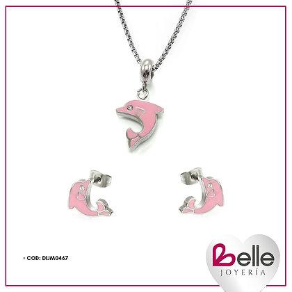 Belle Set Delfin
