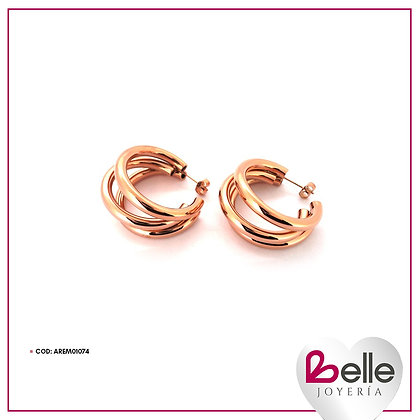 Belle Aretes Stylish