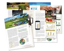 Various NGF Brochures
