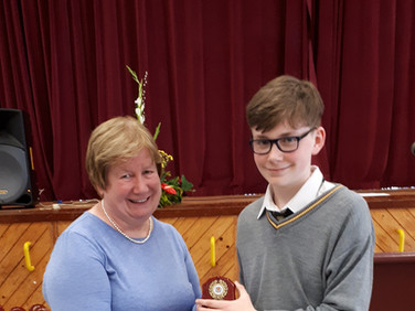 Prize Giving 2017