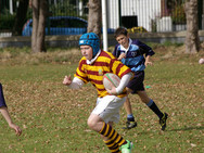 1st Year Rugby Blitz 2013