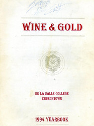 Wine and Gold 1994
