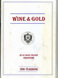 Wine and Gold 1996