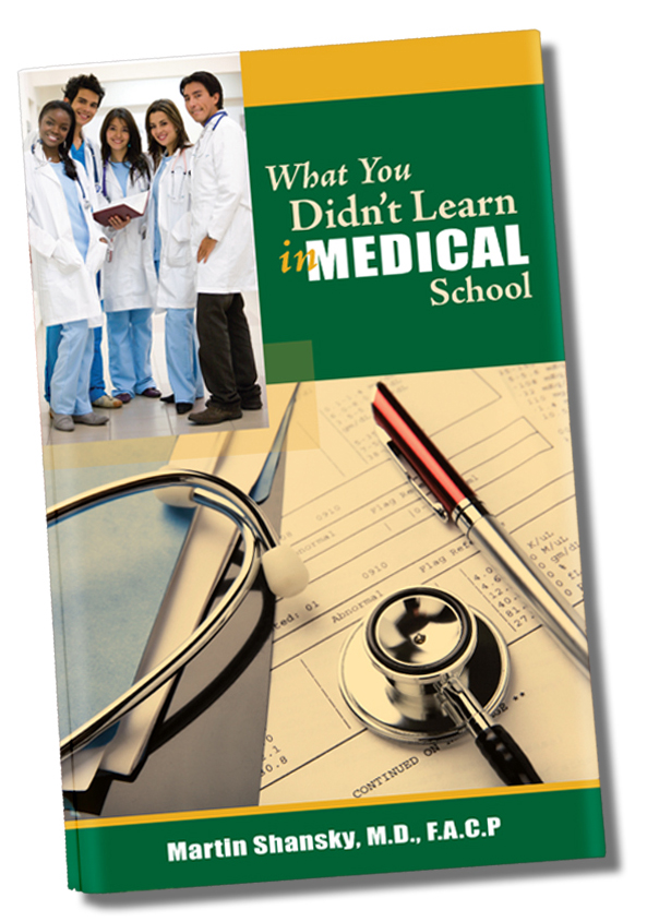 Dr Shansky's Book