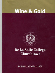 Wine and Gold 2000