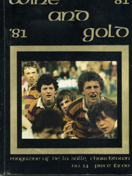 Wine and Gold 1981