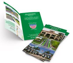 Delray Beach Trifold Brochure