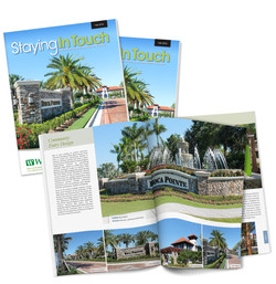 Staying in Touch Brochure