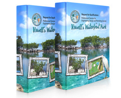 Rowels Park Proposal Cover Design
