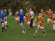 Under 13's Rugby 2011