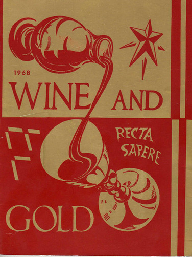 Wine and Gold 1968