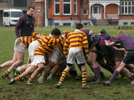 Rugby Action 2013