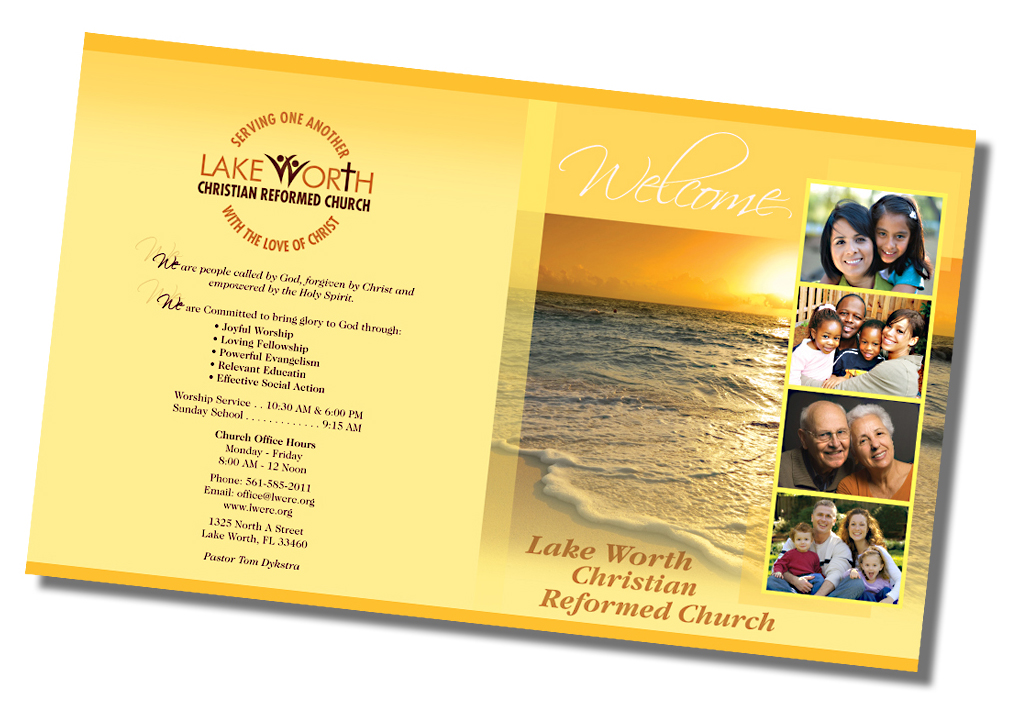 LWCR Church Bulletin