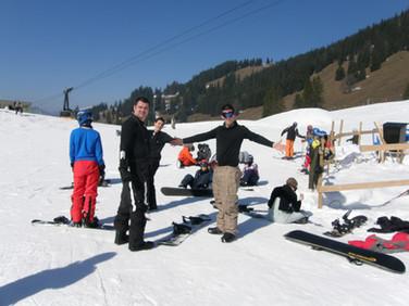 Skiing Germany 2011