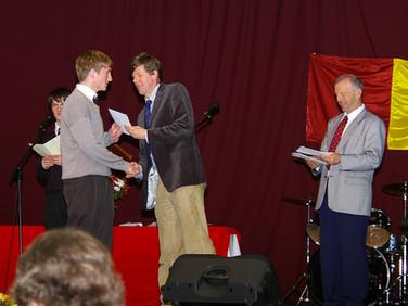 Prize Night 2012