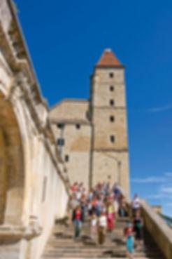 Visites de groupe pays d'art et d'histoire
