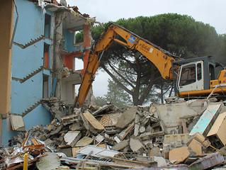 Grand Garros : Fin des démolitions