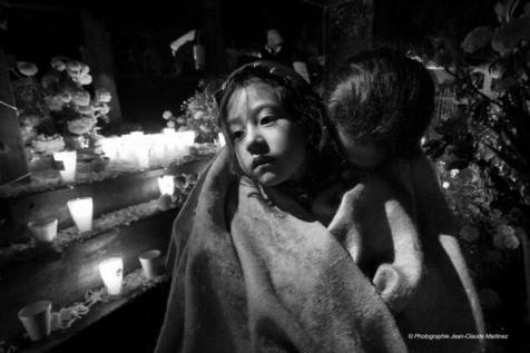 El día de los muertos, entre tradition et modernité mexicaines - © Jean-Claude Martinez