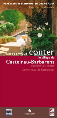 Laissez-vous conter Castelnau Barbarens