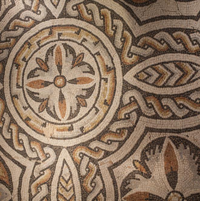 mosaique gallo-romaine