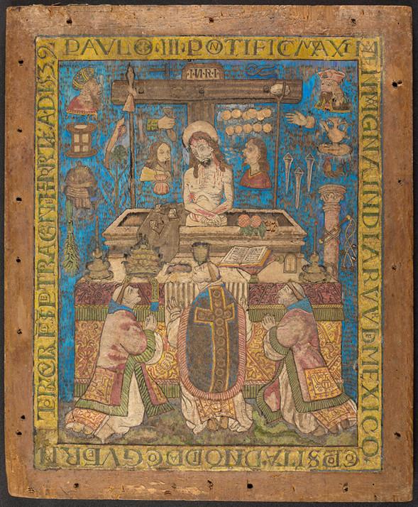 Messe de Saint-Grégoire